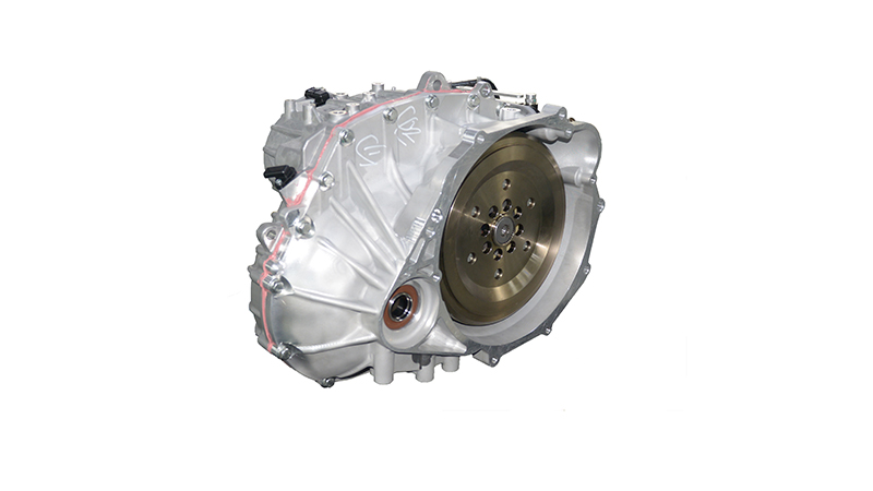 前置前驱高效紧凑8挡自动变速器