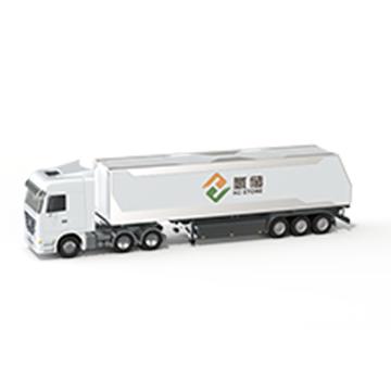 镁基固态储氢车
