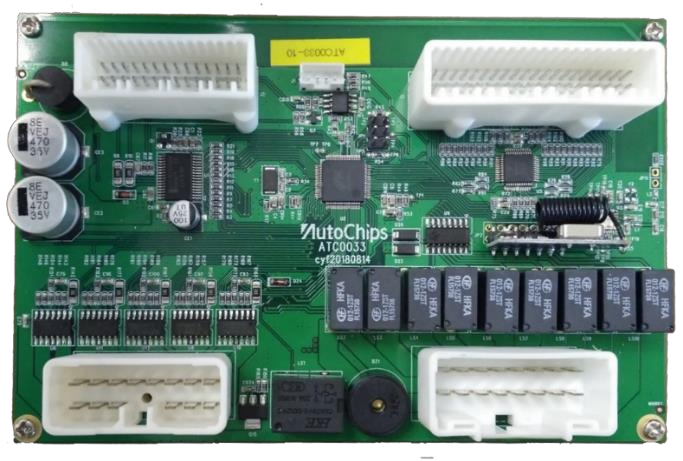 ���微控制器AC781x